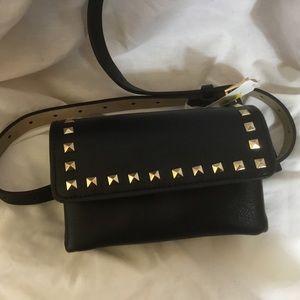 Anna & Ava Waist Pack Belt Pack color Black